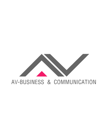 Logo da AV Business