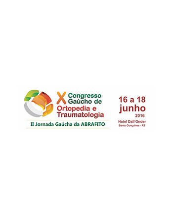 X Congresso Gaúcho de Ortopedia e Traumatologia do RS